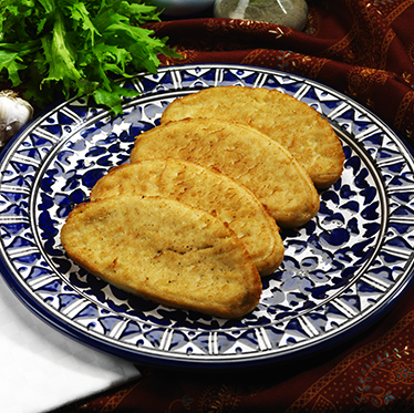 Golden Potato Patties