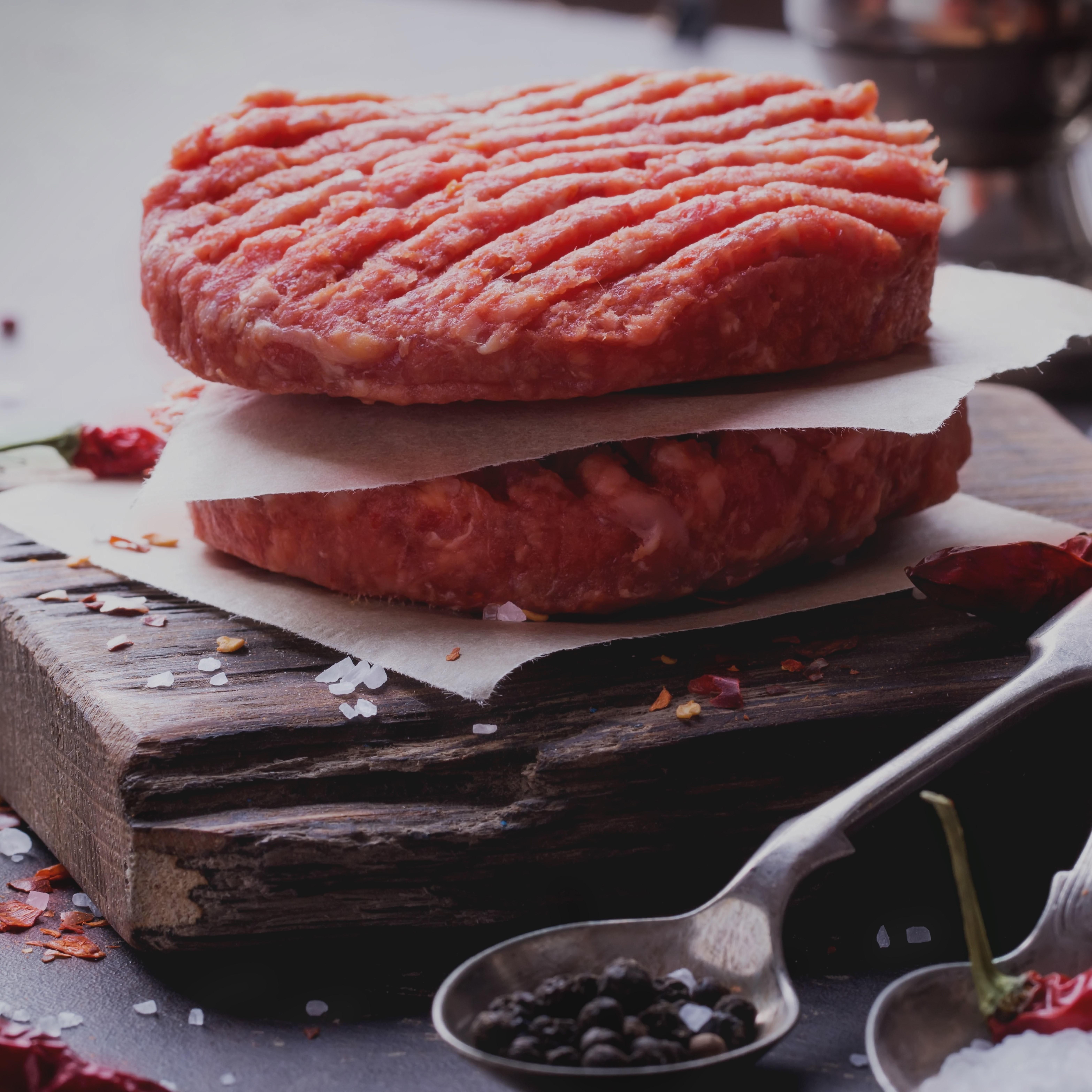 همبرگر ويژه 150گرمی