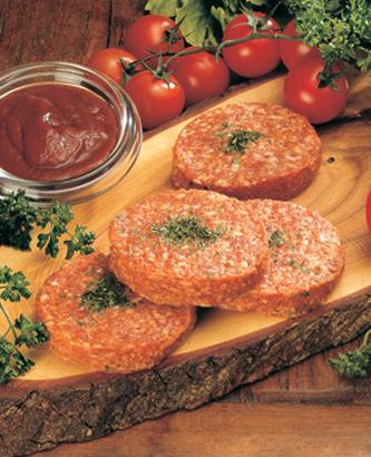 Veal & Soya Hamburger